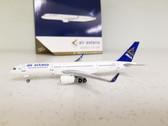 GJKZR1684   Gemini Jets 1:400 1:400   Boeing 757-200 Air Astana P4-MAS