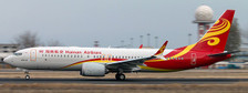 XX4020   JC Wings 1:400   Boeing 737 MAX 8 Hainan Airlines B-1390   is due: January 2018