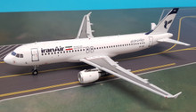 JF-A320-007 | JFox Models 1:200 | Airbus A320 Iran Air EP-IEG (with stand)