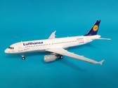 WB-A320-001 | JFox Models 1:200 | Airbus A320 Lufthansa D-AIZC (with stand)