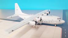 JF-C130-012 | JFox Models 1:200 | C-130 Hercules Swedish AF 84008 (with stand)