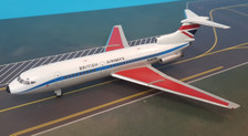 SC341 | Sky Classics 1:200 | HS121 Trident 2E British Airways G-AVFB, 'Cyprus Airways Hybrid'