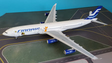 IF343AY002 | InFlight200 1:200 | Airbus A340-300 Finnair OH-LQC, 'Moomins' (with stand)