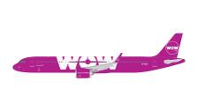 GJWOW1686   Gemini Jets 1:400 1:400   Airbus A321neo WOW TF-SKY