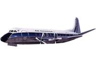 AC19246 | Aero Classics 1:400 | Viscount 700 Air Rhodesia VP-YNI
