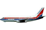 AC19229 | Aero Classics 1:400 | Boeing 737-200 Quebecair LN-BRL | is due: February 2018