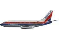 AC19228 | Aero Classics 1:400 | Boeing 737-200 Quebecair C-GQBJ