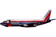 AC19227 | Aero Classics 1:400 | Boeing 737-200 Quebecair C-GQBD