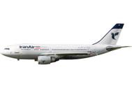 AC19215 | Aero Classics 1:400 | Airbus A310-300 Iran Air EP-IBK