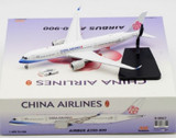 AV4006 | Aviation 400 1:400 | Airbus A350-900 China Airlines B-18907 (with stand) | is due: January 2018
