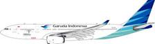 PH2100053B   Phoenix 1:200   Airbus A330-300 Garuda Indonesia PK-GPQ (with stand)   is due: January 2018