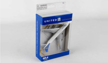 RT6264 | Toys | Boeing 747 United (die-cast/plastic)