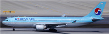 LH2084 | JC Wings 1:200 | Airbus A330-200 Korean Air HL8211 (with stand) | is due: January 2018