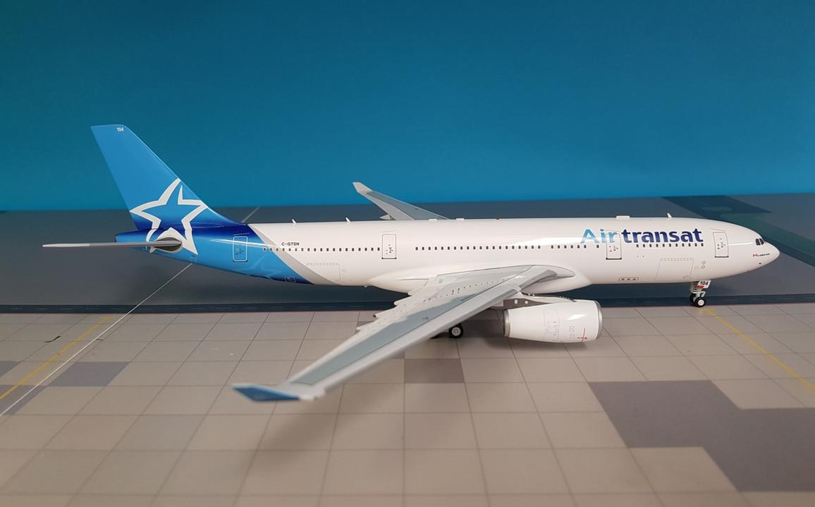If3320117 Inflight200 1 200 Airbus A330 243 Air Transat C Gtsn
