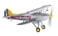 AA27304   Corgi 1:72   Hawker Fury K2065, 1 Sqn., RAF Tangmere, 'C' Flight, 100 Years of the RAF   is due: June 2018