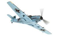 AA28005 | Corgi 1:72 | Messerschmitt Bf 109E-4 Wilhelm Balthasar, 1./JG 1, France 1940