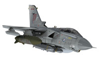 AA33618 | Corgi 1:72 | Tornado GR4 ZA459 F, 'MacRoberts Reply', 90th Anniv. Scheme, 100 Years of the RAF | is due: July 2018