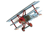 AA38307 | Corgi 1:48 | Fokker Dr.I Triplane 155/17, Jasta 11, Lt. Eberhard Mohnicke, Von Richthofen's Flying Circus | is due: June 2018