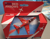 CS90628 | Corgi No set scale | BAE Hawk RAF 'Red Arrows'