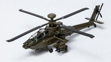 AF1-0100B | Air Force 1 1:72 | AH-64D Apache Longbow Helicopter US Army 70434