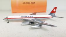 ARD2059P | ARD200 1:200 | Convair CV-990 Swissair HB-ICF (with stand)