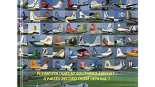 478862084 | Books | Flying Colours at Southend Airport - A Photo Record from 1970 - Vol. 1 - Richard Vandervord