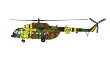 JCW72MI17001 | JC Wings Military 1:72 | Mi-17 Slovak AF, 1st Training and SAR Sqn., 2014 | is due: February 2018