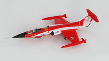 HA1037 | Hobby Master Military 1:72 | CF-104 Starfigher Canadian AF 104868, 421 Sqn., 'Coke Bottle', 1981