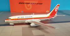 IF7370118PB   InFlight200 1:200   Boeing 737-200 Air New Zealand ZK-NAD (polished, with stand)