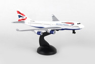 RT6004 | Toys | Boeing 747-400 British Airways (die-cast/plastic)