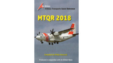MTQR18 | Air-Britain Books | Military Transports Quick Reference 2018 - Philip Hancock