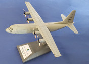 JF-C130-022 | JFox Models 1:200 | C-130H Hercules Malaysian AF M30-04 (with stand)