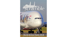 SWAF18 | Scramble Books | World Airline Fleets 2018 - Dutch Aviation Society