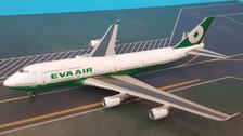 GJEVA1694 | Gemini Jets 1:400 1:400 | Boeing 747-400 EVA Air B-16411