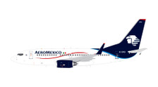 G2AMX459 | Gemini200 1:200 | Boeing 737-700 Aeromexico EI-DRD | is due: March 2018