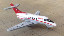 SFVHECF | SkyFame Models 1:200 | Hawker Siddeley HS.125 Qantas VH-ECF | is due: March 2018