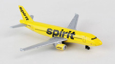 RT3874 | Toys | Spirit Airlines Airplane (die-cast/plastic)