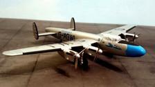 AA47403 | Corgi 1:144 | Avro Lancastrian Flight Refuelling G-AGWI