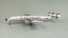 A219174 | Aero Classics 200 1:200 | L-1049G Constellation TWA Trans World Airlines N6937C (with GSE)