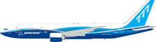 PH11443 | Phoenix 1:400 | Boeing 777-200LR House Colours N60659 | is due: March 2018