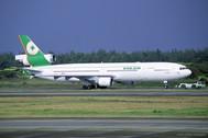 PH04177 | Phoenix 1:400 | MD-11 EVA Air B-16102
