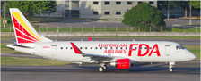 EW4175001   JC Wings 1:400   Embraer ERJ-175 FDA Fuji Dream Airlines JA12FJ (red)   is due: April 2018