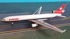 XX4051   JC Wings 1:400   MD-11 Swissair HB-IWI