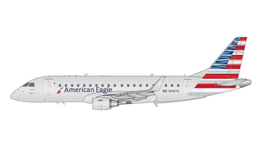 New Gemini200 Allegiant Air Airbus A319 G2AAY663 1//200