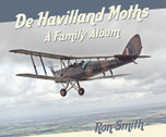 9780993095009 | DestinWorld Publishing Books | De Havilland Moths - A Family Album - Ron Smith