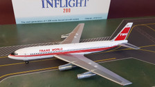 IF70711117 | InFlight200 1:200 | Boeing 707-100 TWA Trans World N799TW (with stand)