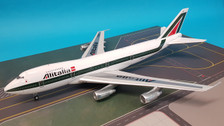 IF7420518 | InFlight200 1:200 | Boeing 747-200 Alitalia I-DEMY, 'TEAM' (with stand)