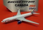 3557421 | Gemini Jets 1:400 1:400 | Boeing 777-200 British Airways G-VIIN, 'Canada' (Schuco model)