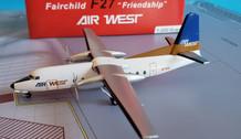 WMN746L | Western Models 1:200 | Fokker F27 Air West N746L