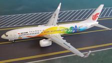 XX4425 | JC Wings 1:400 | Boeing 737-89LWL Air China B-5497,' Beijing Expo 2019'